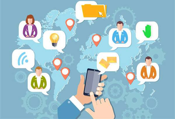 创瑞云短信息群发如何帮企业快速传播